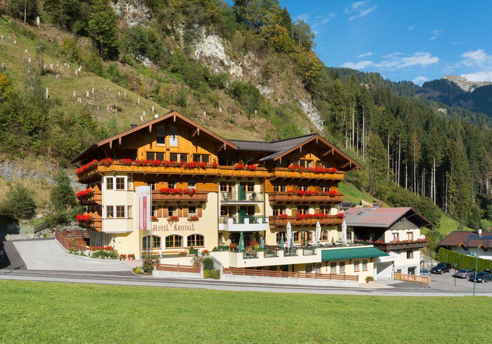 hotel_kristall, Großarl