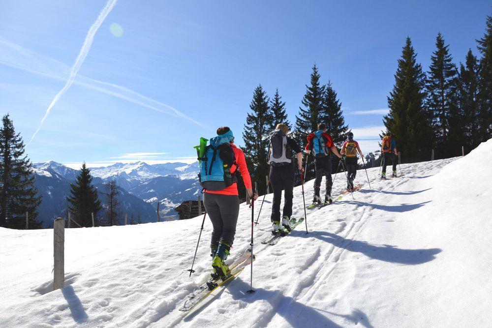berg_gesund_skitourengehen_schnuppern_in_grossarl, Großarl