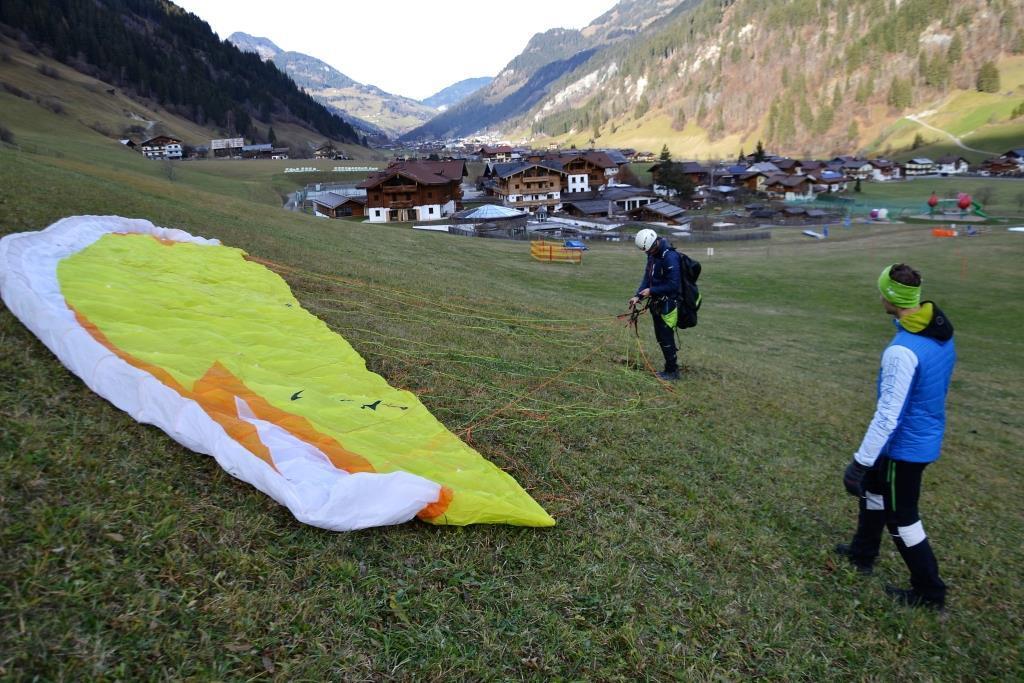 berg_gesund_paragliding_trial_flight, Großarl