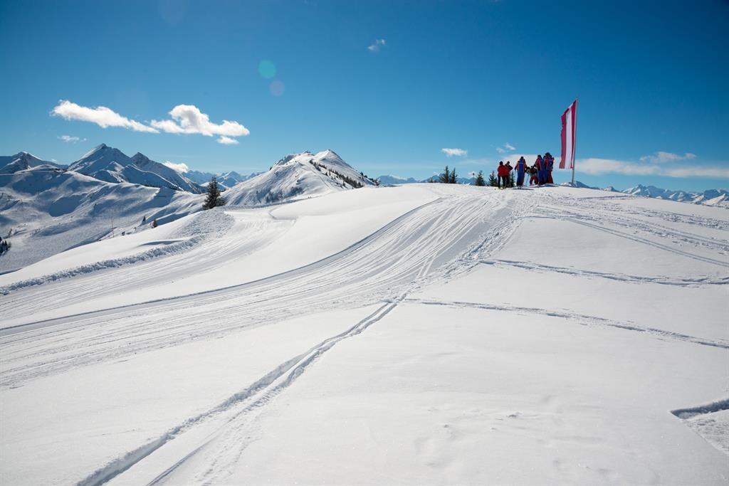 berg_gesund_skitour_kieserl_1953_m, Großarl