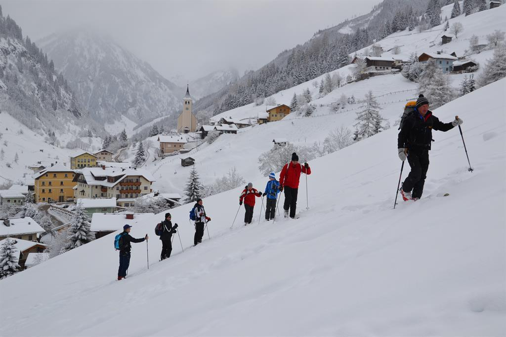 berg_gesund_ski_touring_trial_easy_in_huttschlag, Großarl