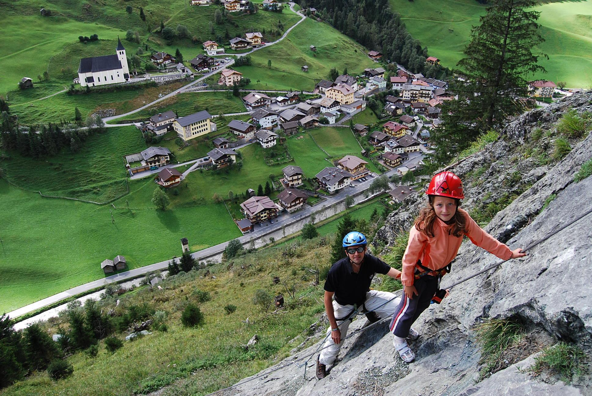 berg_gesund_wall_climbing, Großarl