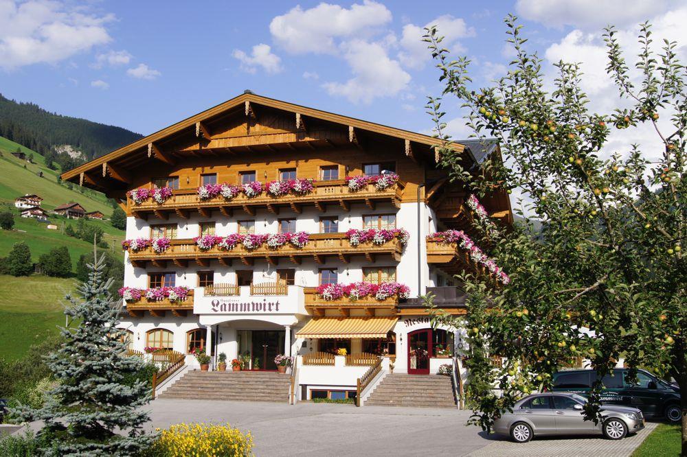 restaurant_hotel_lammwirt, Großarl
