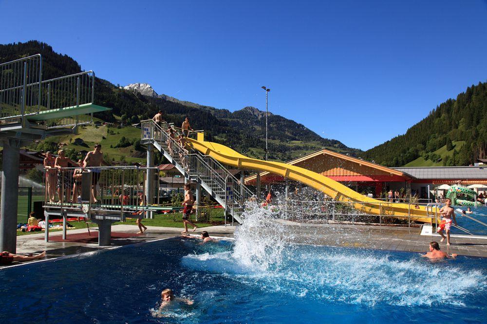 public_pool, Großarl