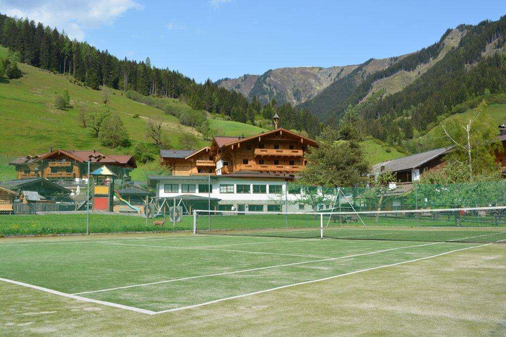 tennisplatz_hotel_moar_gut, Großarl
