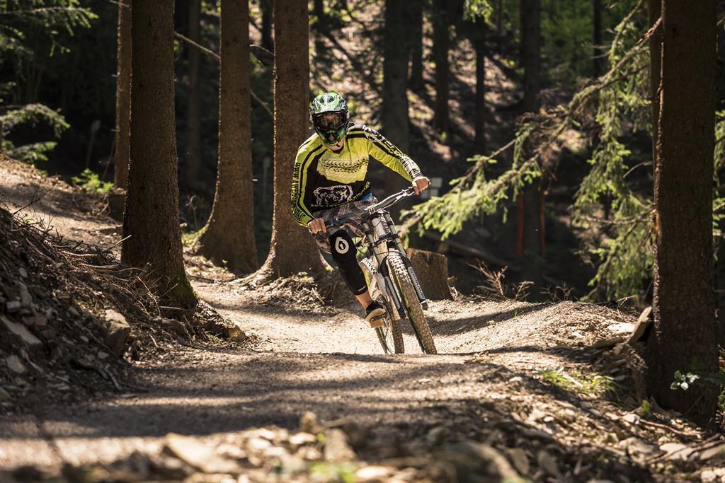Singletrail Groarltal | Bikepark-Info