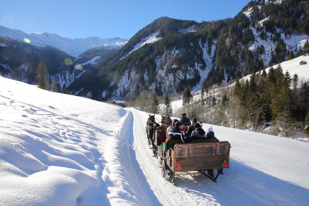 pferdeschlittenfahrten_in_huttschlag, Hüttschlag