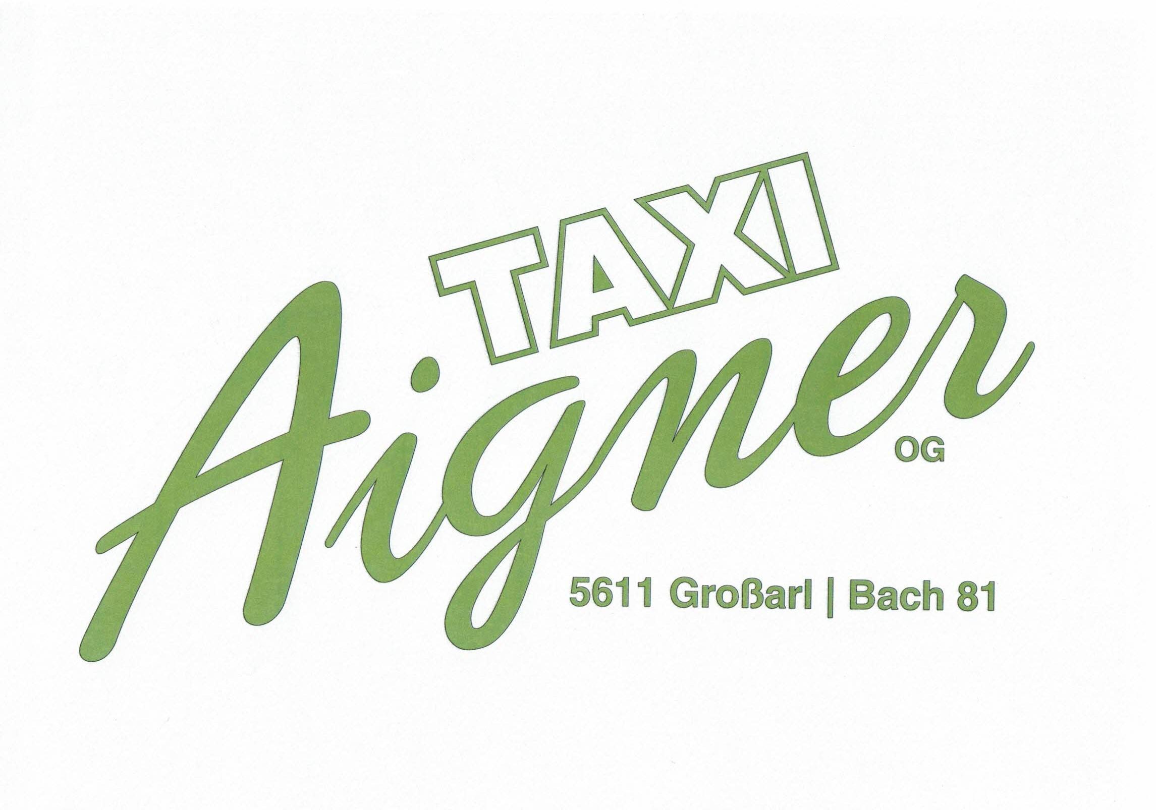 taxi_aigner, Großarl