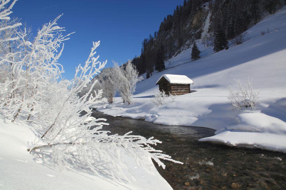 winter_hiking_paths_in_grossarl, Großarl