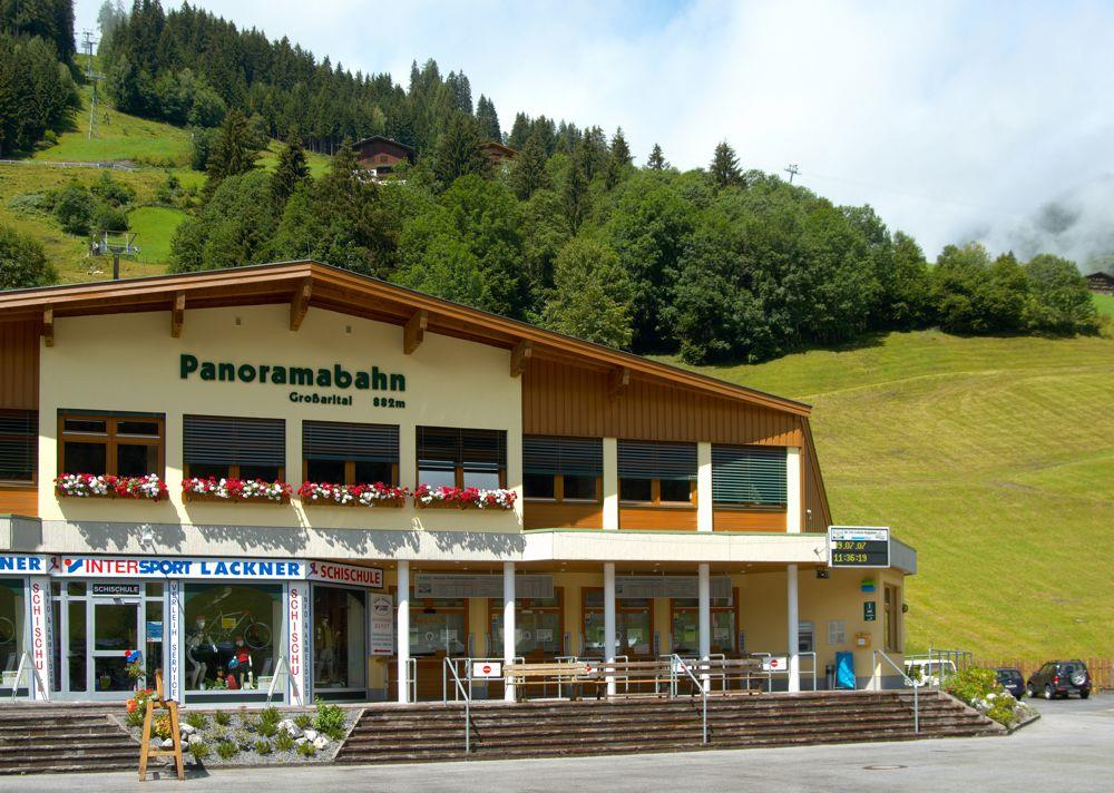 intersport_lackner_shop_gondel_tal, Großarl